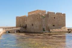Castelo do porto Fotografia de Stock
