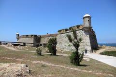 Castelo do Queijo in Porto royalty free stock images