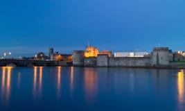 Castelo do rei John Fotos de Stock