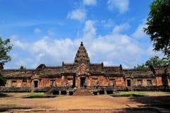 Castelo do roong de Phanom Imagens de Stock