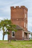 Castelo do ` s de Alexander no forte Worden Washington Fotografia de Stock