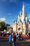 Castelo do ` s de Cinderella Imagens de Stock