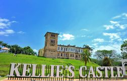 Castelo do ` s de Kellie fotografia de stock royalty free