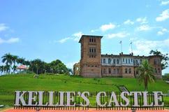 Castelo do ` s de Kellie imagem de stock