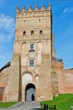 Castelo do ` s de Lubart Imagem de Stock