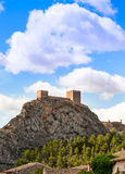 Castelo do saxofone Imagem de Stock Royalty Free