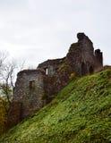 Castelo do tejn do ¡ de TolÅ Foto de Stock