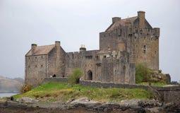 Castelo donan de Eilean fotos de stock royalty free