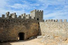 Castelo dos Mouros, Sesimbra, Portugal Stock Images