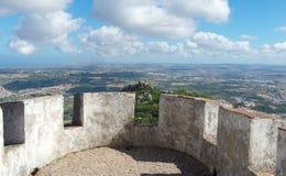 Castelo dos Mouros - Sintra (Portugal) Royalty Free Stock Photos