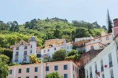 Castelo dos Mouros Royalty Free Stock Photography