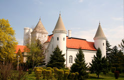 Castelo Dundjerski Imagens de Stock Royalty Free