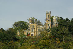 Castelo Eckberg de Dresden Fotos de Stock Royalty Free