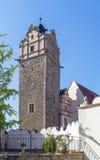 Castelo em Bernburg, Alemanha Fotos de Stock