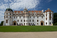 Castelo em Celle, Alemanha Fotos de Stock
