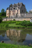 Castelo em Chatillon Fotografia de Stock Royalty Free