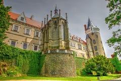 Castelo em Europa Fotos de Stock
