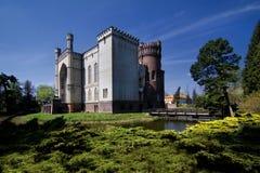 Castelo em Kornik (rnik do ³ de KÃ) imagem de stock