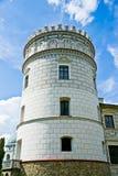 Castelo em Krasiczyn Fotos de Stock Royalty Free