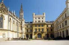 Castelo em Lednice, CZ Imagens de Stock
