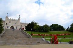 Castelo em Lublin Imagem de Stock