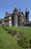 Castelo em Moszna Imagem de Stock Royalty Free