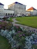 Castelo em Munich imagens de stock royalty free