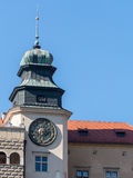 Castelo em Pieskowa Skala Imagem de Stock Royalty Free