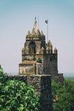 Castelo em Portugal Fotografia de Stock