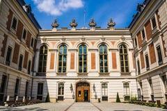 Castelo em Pszczyna Imagem de Stock Royalty Free