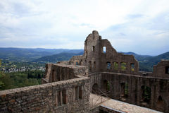 Castelo em Schwarzwald - Alemanha Imagens de Stock Royalty Free