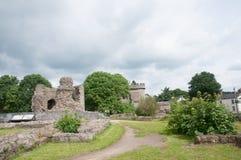 Castelo em shropshire Imagens de Stock