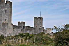 Castelo em Sweden fotografia de stock