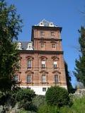 Castelo em Turin Fotos de Stock Royalty Free