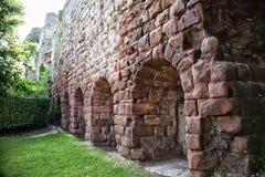 Castelo Escócia de Roslin Fotografia de Stock Royalty Free