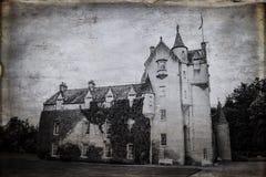 Castelo escocês Imagens de Stock Royalty Free