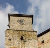 Castelo Eslováquia de Trencin Fotos de Stock Royalty Free