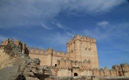 Castelo espanhol Imagem de Stock Royalty Free