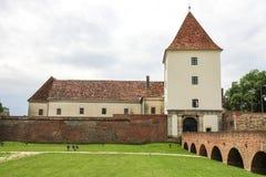 Castelo famoso em Keszthely Fotografia de Stock