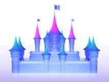 Castelo feericamente Imagens de Stock