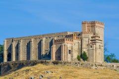 Castelo - fortaleza de Aracena Fotos de Stock