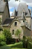 Castelo francês Foto de Stock