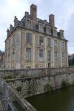 Castelo francês Foto de Stock Royalty Free