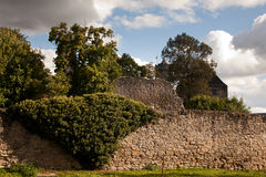 Castelo Greifenstein Fotografia de Stock