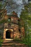 Castelo HDR de Dobromyl Fotografia de Stock Royalty Free