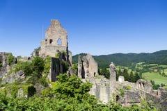Castelo Hochburg em Emmendingen Foto de Stock