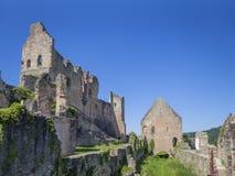 Castelo Hochburg em Emmendingen Foto de Stock Royalty Free