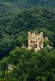 Castelo Hohenschwangau fotos de stock