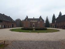 Castelo holandês Slangenburg imagem de stock royalty free