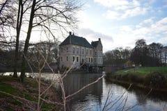 Castelo holandês Vorden foto de stock